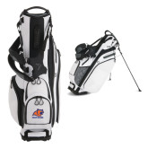 Callaway Hyper Lite 4 White Stand Bag-Primary Logo
