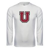 Syntrel Performance White Longsleeve Shirt-U