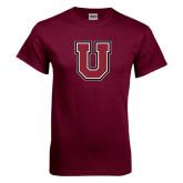 Maroon T Shirt-U