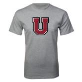 Grey T Shirt-U