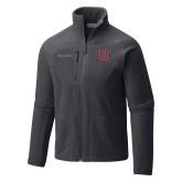 Columbia Full Zip Charcoal Fleece Jacket-U