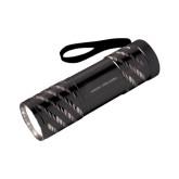 Astro Black Flashlight-Union College Flat Engraved