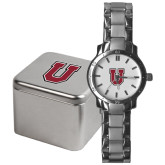 Mens Stainless Steel Fashion Watch-U