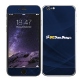 iPhone 6 Skin-UC San Diego Primary Mark