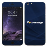 iPhone 6 Plus Skin-UC San Diego Primary Mark