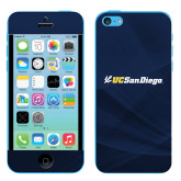 iPhone 5c Skin-UC San Diego Primary Mark