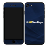 iPhone 7/8 Skin-UC San Diego Primary Mark