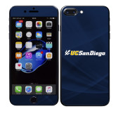 iPhone 7/8 Plus Skin-UC San Diego Primary Mark