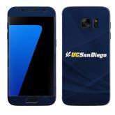 Samsung Galaxy S7 Skin-UC San Diego Primary Mark
