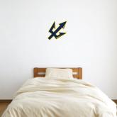1 ft x 1 ft Fan WallSkinz-Trident Head