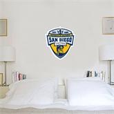 1 ft x 2 ft Fan WallSkinz-UC San Diego Crest