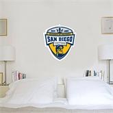2 ft x 3 ft Fan WallSkinz-UC San Diego Crest