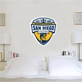 3 ft x 4 ft Fan WallSkinz-UC San Diego Crest