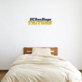 6 in x 2 ft Fan WallSkinz-UC San Diego Tritons Mark