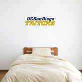 1 ft x 3 ft Fan WallSkinz-UC San Diego Tritons Mark