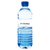 Water Bottle Labels 10/pkg-UC San Diego Primary Mark