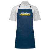 Full Length Navy Apron-UC San Diego Tritons Mark