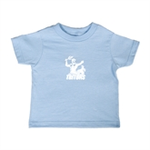 Toddler Light Blue T Shirt-Official Logo