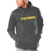 Under Armour Carbon Armour Fleece Hoodie-Tritons Wordmark