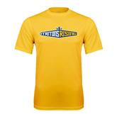 Performance Gold Tee-Tritons Rising