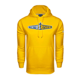 Under Armour Gold Performance Sweats Team Hoodie-Tritons Rising