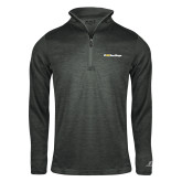 Russell Charcoal Heather 1/4 Zip-UC San Diego Primary Mark