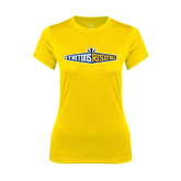 Ladies Syntrel Performance Gold Tee-Tritons Rising
