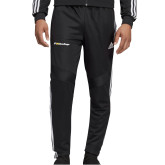 Adidas Black Tiro 19 Training Pant-UC San Diego Primary Mark