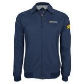 Navy Players Jacket-UC San Diego Wordmark