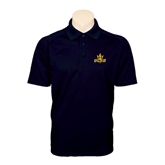 Navy Dry Mesh Polo-UCSD w/Trident