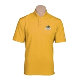 Under Armour Gold Performance Polo-UCSD w/Trident