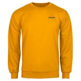 Gold Fleece Crew-UC San Diego Tritons Mark