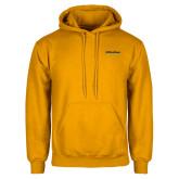 Gold Fleece Hoodie-UC San Diego Tritons Mark
