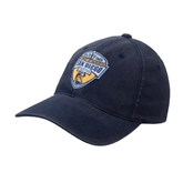 Navy OttoFlex Unstructured Low Profile Hat-UC San Diego Crest