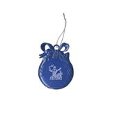 Royal Bulb Ornament-Official Logo Engraved