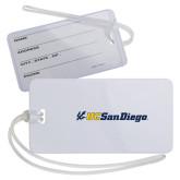 Luggage Tag-UC San Diego Primary Mark