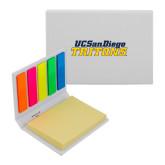 Micro Sticky Book-UC San Diego Tritons Mark