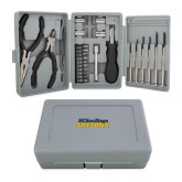 Compact 26 Piece Deluxe Tool Kit-UC San Diego Tritons Mark