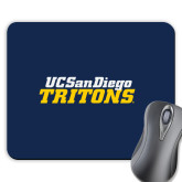 Full Color Mousepad-UC San Diego Tritons Mark