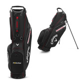Callaway Hyper Lite 3 Black Stand Bag-UC San Diego Primary Mark