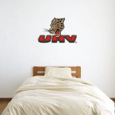 3 ft x 3 ft Fan WallSkinz-UHV Logo