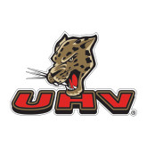 Medium Decal-UHV Logo, 8 inches wide
