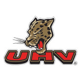 Large Decal-UHV Logo, 12 inches wide