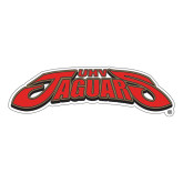 Large Decal-UHV Jaguars, 12 inches wide