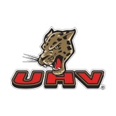 Small Decal-UHV Logo, 6 inches wide