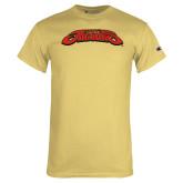 Champion Vegas Gold T Shirt-UHV Jaguars