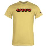 Champion Vegas Gold T Shirt-UHV