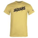 Champion Vegas Gold T Shirt-Jaguars