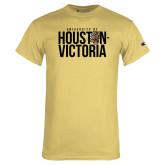 Champion Vegas Gold T Shirt-Houston Victoria