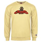 Champion Vegas Gold Fleece Crew-Primary Mark